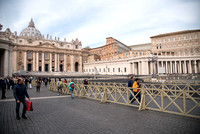 St Peter's Square - Picture - 14. Rome, Italy