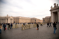 St Peter's Square - Picture - 15. Rome, Italy