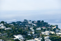 Capri overlooking the Gulf of Naples