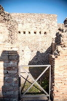 Another entrance in Pompeii.