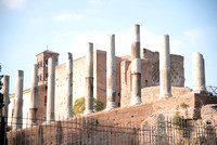 The Roman Forum - Picture - 3. Next to the Colosseum in Rome, Italy