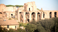 The Roman Forum - Picture - 8. Next to the Colosseum in Rome, Italy