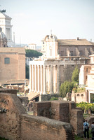 The Roman Forum - Picture - 5. Next to the Colosseum in Rome, Italy