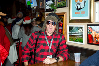 I wear my sunglasses indoors. The 12 Bars of Christmas Pub Crawl. Downtown Orlando - December 9, 2016.