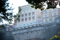 Grand Hotel Excelsior Vittoria. Set in lush gardens overlooking the Gulf of Naples, this upscale hotel dating from 1834 is a 3-minute walk from Piazza Tasso and a 5-minute walk from Sorrento Cathedral