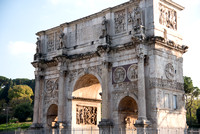 The Roman Forum - Picture - 7. Next to the Colosseum in Rome, Italy